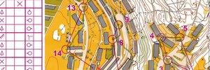 Sprint-gåing Tonsenhagen