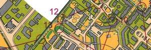 Landsholdssamling, Nat-sprint