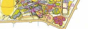 Australian Sprint Distance Championships- Map 2