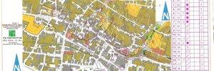 Map 2:    Selektion für die Nordic Orienteering Tour
