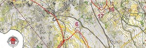 Map: Spanish National Champs+Clermont Ferrand
