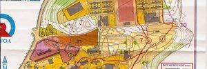 CC-Air HQ Ramstein Orienteering Champs Sprint Rela