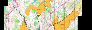Map: The Finnish Forest and me - NOC