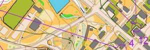 Latvisk mesterskap sprint