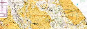 Map 2: Campionati Italiani sprint e middle 2015