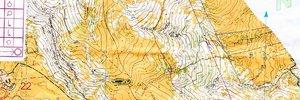 Map 2: Campionati Italiani sprint e middle 2015