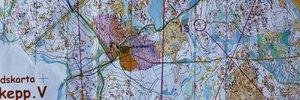 Map 3: TioCamp, TiefschneeOL vom Feinsten