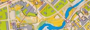 OL touren, Day 1 - Sprint Swedish League (Open10)