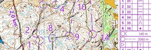 VM-läger Norge #11 - Downhills