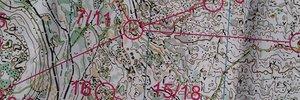 Map 3: Finnish sprint championship
