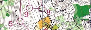Map 2: Sprints im Tessin