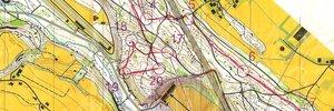 Map:  Dritter Saisonsieg im [ECHT BIO.]-OL-Grand Prix