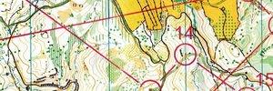Långdistans i Turkiet med fina höjdkurvor