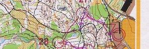 MK 4. etapp, viitstardist tavarada, III kaart (Oslo, NOR)