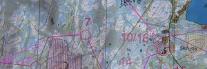Map 2: Trondheim podruhé