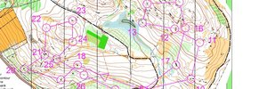 SEDS training,  provided by MAR orienteering clup