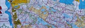 Map 2: TioCamp, TiefschneeOL vom Feinsten