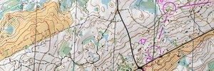 Map: EM Tschechien: 50 Kilometer mit 150 Posten warten