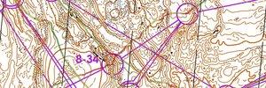 MOX-tour etapp 1 - masstart Närsjön