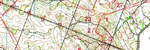 Map: Training camp in Portugal