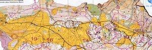 Map: Testlauf und Nationales Wochenende in Kandersteg