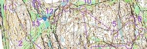 Mellomdistanse Slettåsen (postutsetting)
