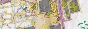 BG Champs - Sprint mixed relay 2020