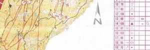 Map: Long italian championship (WRE) in Val Badia