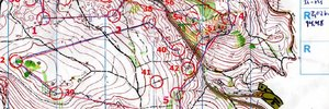 Map 4: Tamas-kut  - Hungarys WOC-training-camp