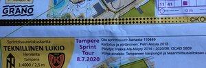 Tampere Sprint Tour 2