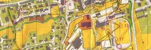 Map: Sprint- und Lang-SM
