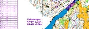 O-intervaller Kjølasjøen