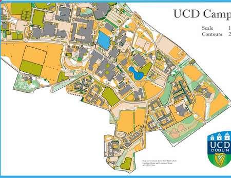University College Dublin Belfield Irish Colleges Campus Sprint