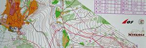 Map 3: 4. und 7. an der WOC!
