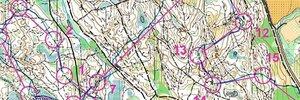 Map:  Weltcup Norwegen: 8. und 6. Rang