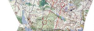 Szwecja 2014 - Trening#7 - kamieniste 5km