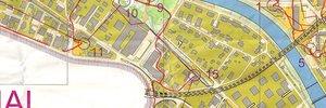 Map:  Gesamtsieg im [ECHT BIO.]-OL-Grand Prix 2009