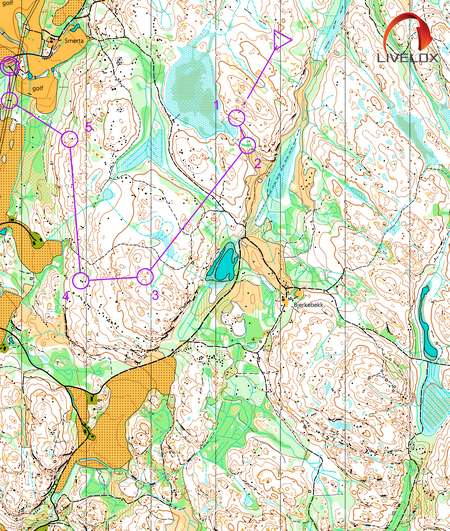 Morgenfrisk I Follo 5 July 4th 2020 Orienteering Map From Livelox