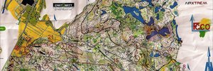 Map 2:    WOC Puzzle-Teile gesammelt, Sverige nästa!