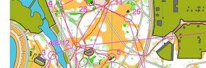 Wroclaw Night Orienteering Fight