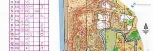 Map: Rückblick Weltcup und Sprint The Bay