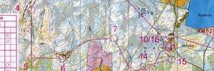 Map 2: Træningslejr i Trondheim