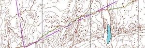 VM-läger Norge pass 3 - Kurvbild långsträckor