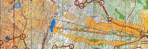 Map 4: 130 swampy kilometers