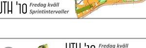 Uppsala Träningshelg Sprint Intervals