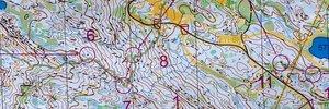 SG 2015 JWOC Tour Løp 1 Langdistanse
