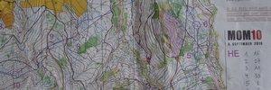 Map: 6. Rang an der Mitteldistanz-SM