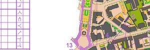 Team LAT Mass start - Lienes'  route