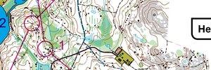 Map: Heisse Rennen in Finnland
