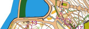 Antrenament Sprint-Park